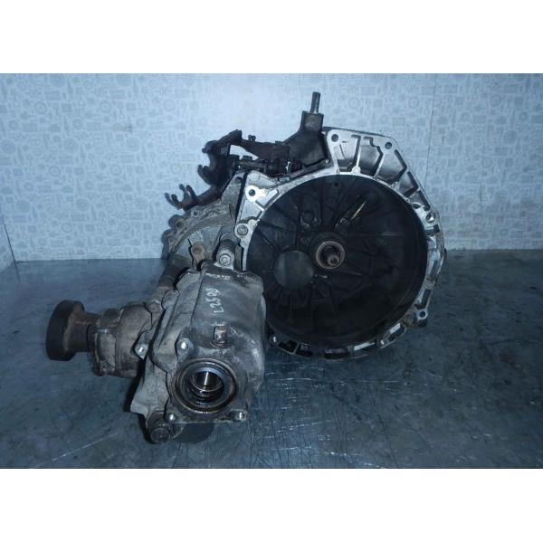 МКПП 5ст механическая коробка на Jaguar X Type 2002-2009 2002 1X4R-7F096 2,5  i Бензин