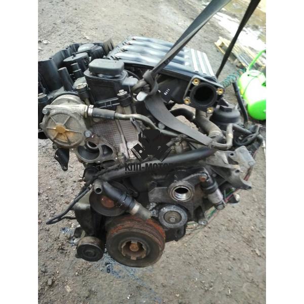 Двигатель для BMW 3er Sedan E46 2.0D 136Hp M47D20 RWD MT 1998