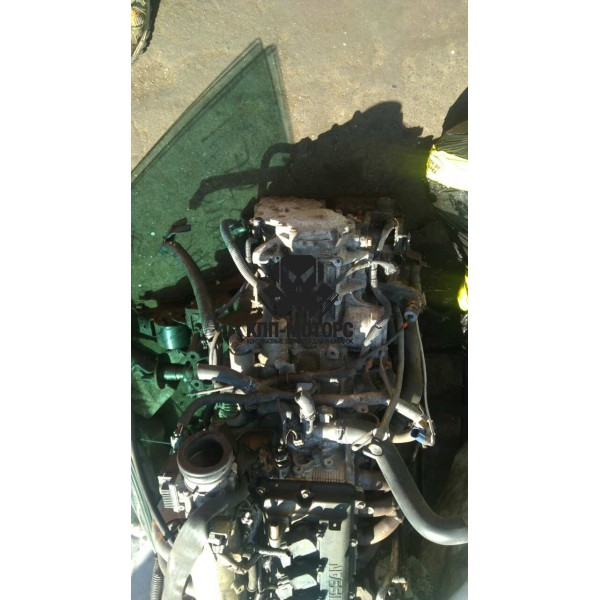 Вариатор на Nissan X-Trail T31 2.5 169Hp QR25DE 4WD CVT 2007