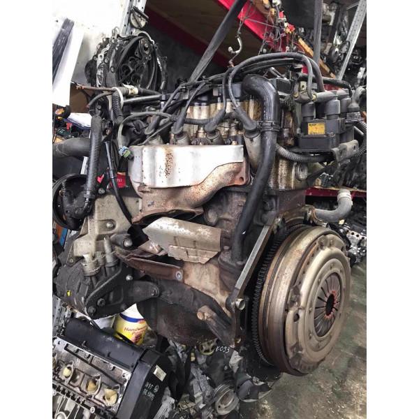 АКПП BVY на Volkswagen EOS 2.0 150Hp BVY