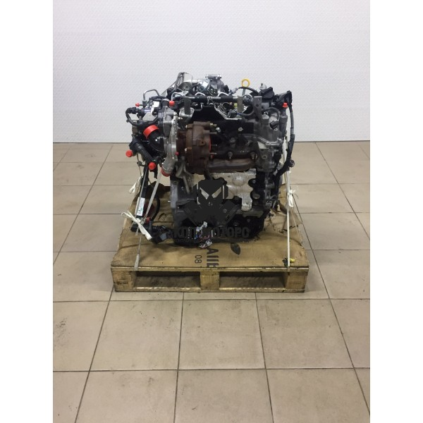 Двигатель 1CD-FTV Toyota Avensis Verso Minivan 2.0D 116Hp 1CD-FTV