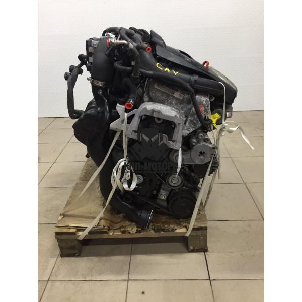 Двигатель на Volkswagen Tiguan SUV 1.4 150Hp CAVA FWD MT 2010