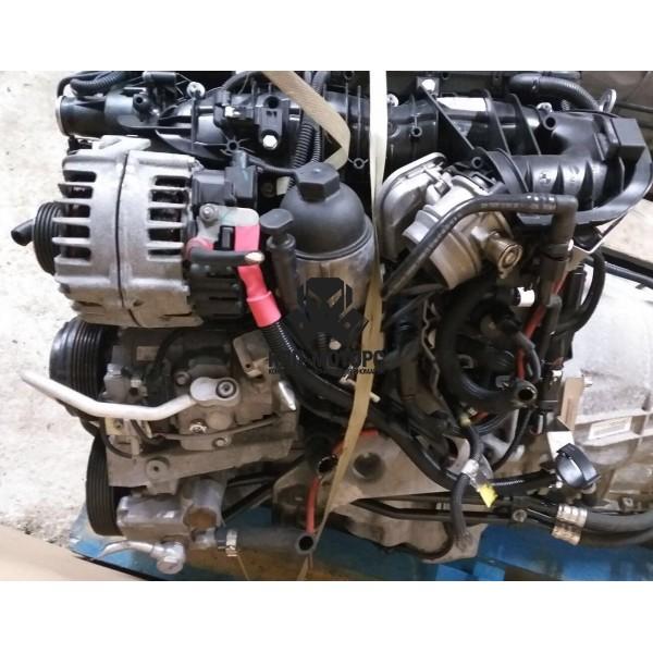 Двигатель BMW X3 E83 2.0D 177Hp N47D20A 4WD AT 2008